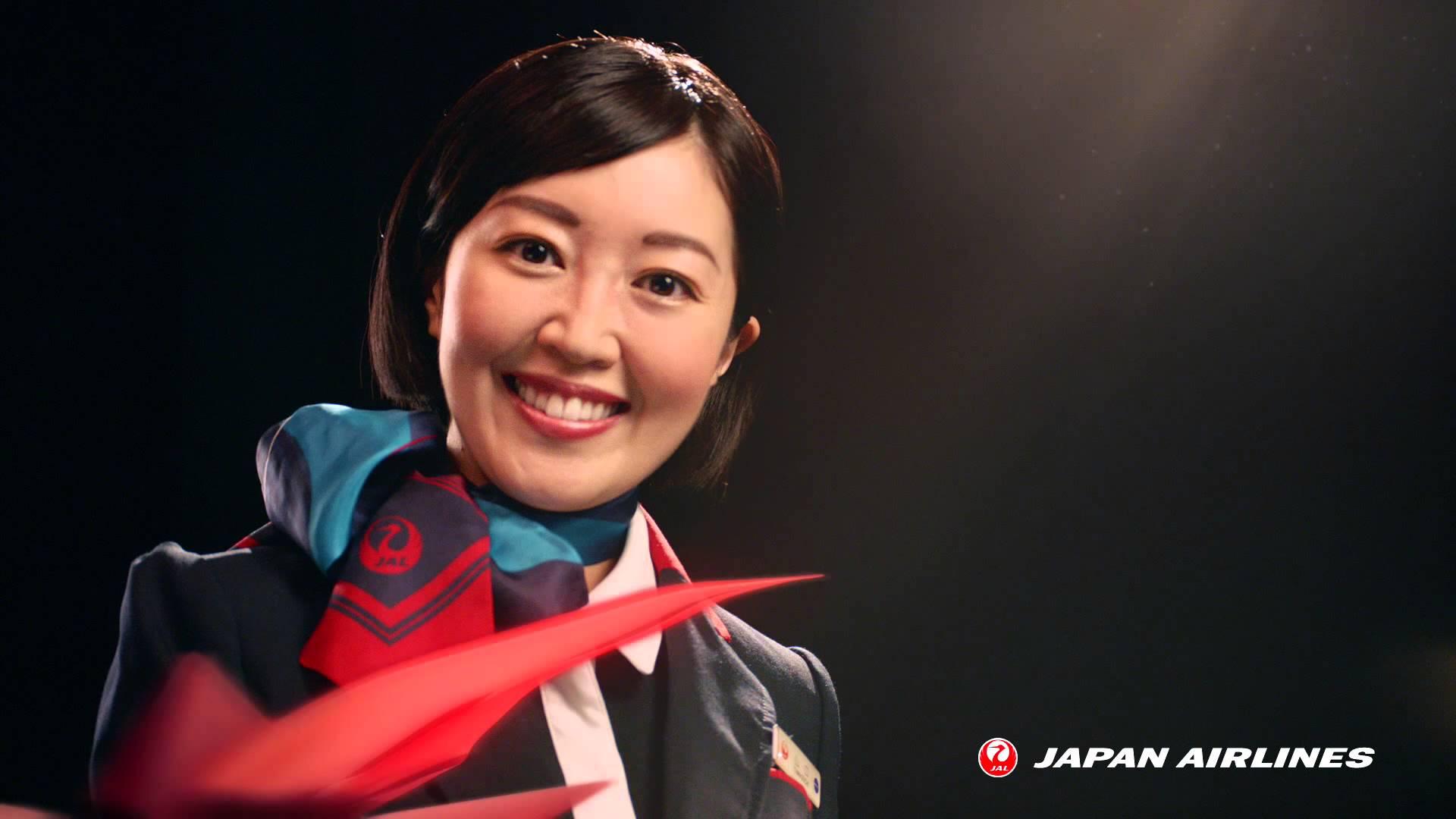 「おもてなしの極意をお届け、日本航空」- Japan Airlines - Perfectly Prepared
