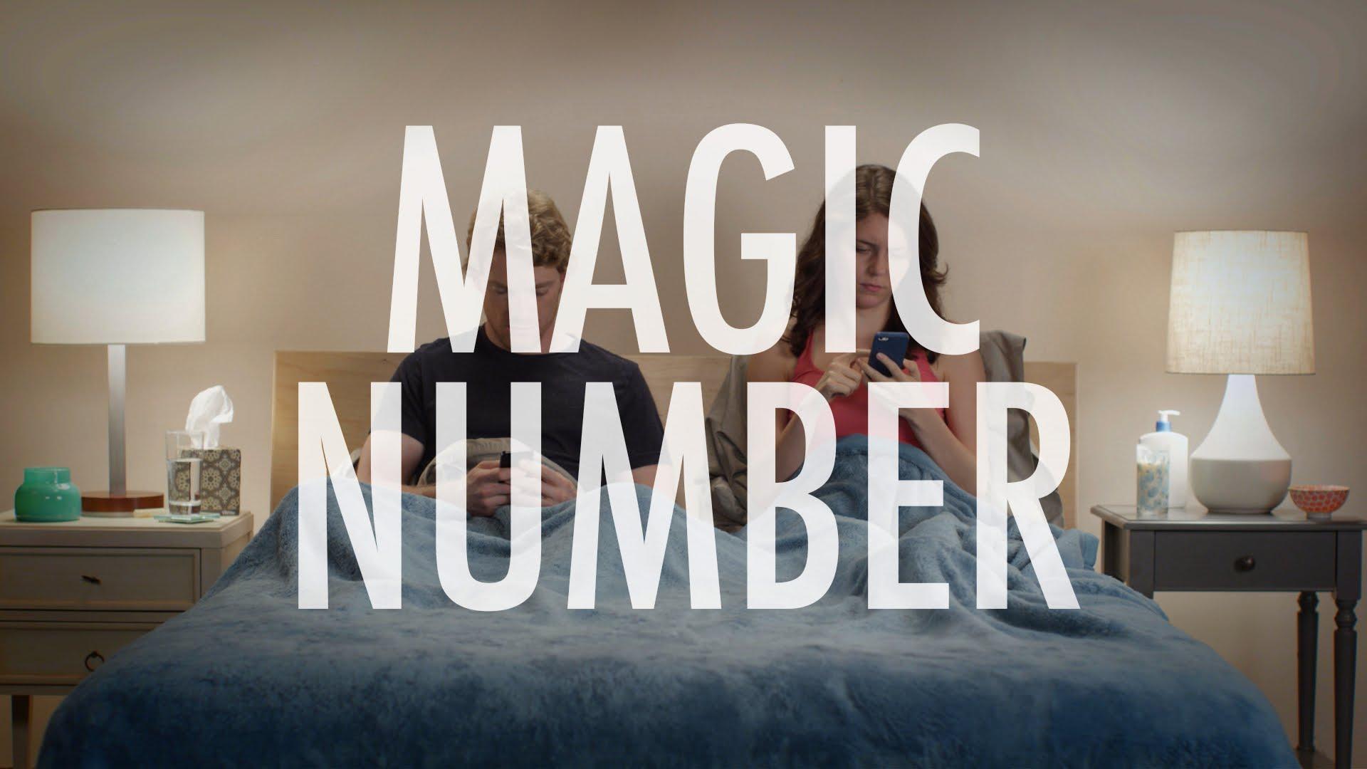 「聞いちゃダメ!カップル禁断の『マジックナンバー』」- Magic Number