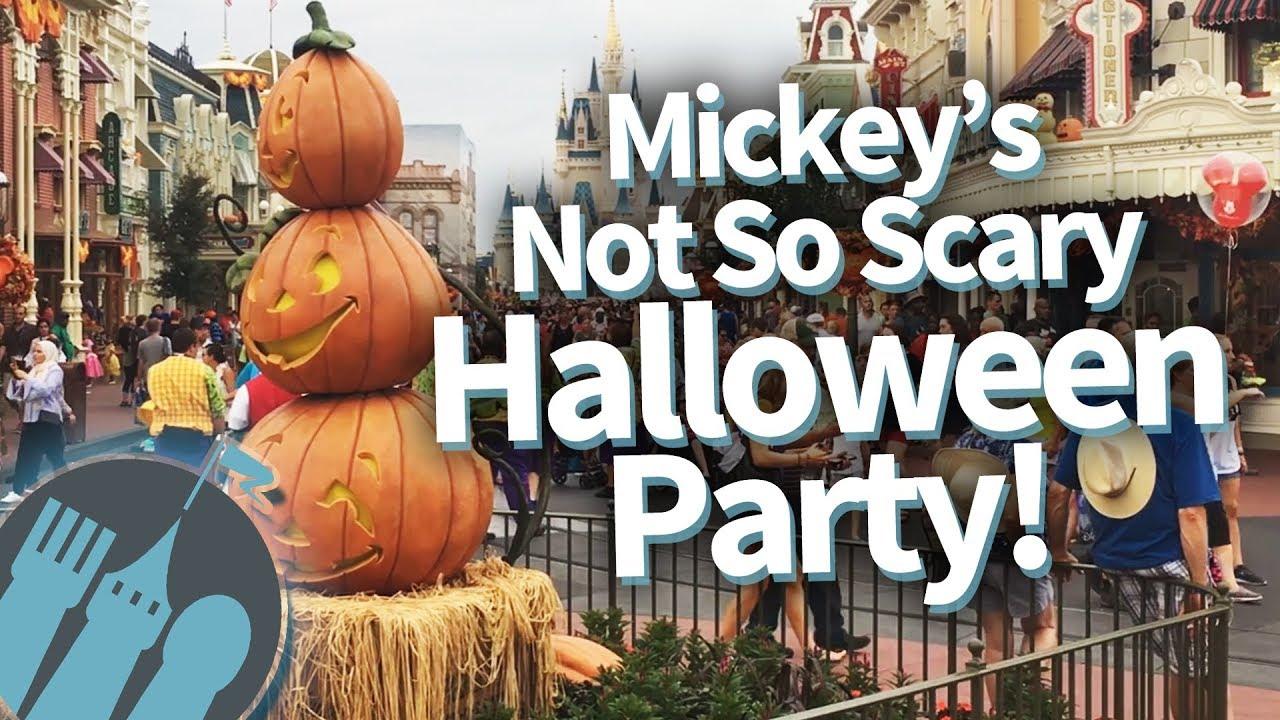 「もう食べた?ディズニー特製『ハロウィンデザート』」- Mickey Not-So-Scary Halloween Party Desserts   Walt Disney World
