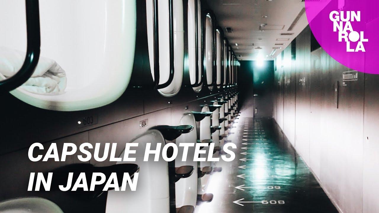 「進化し続ける!未来的カプセルホテル」- Budget Travel in Japan: Staying in a $40 Luxury Capsule Hotel in Tokyo & Kyoto