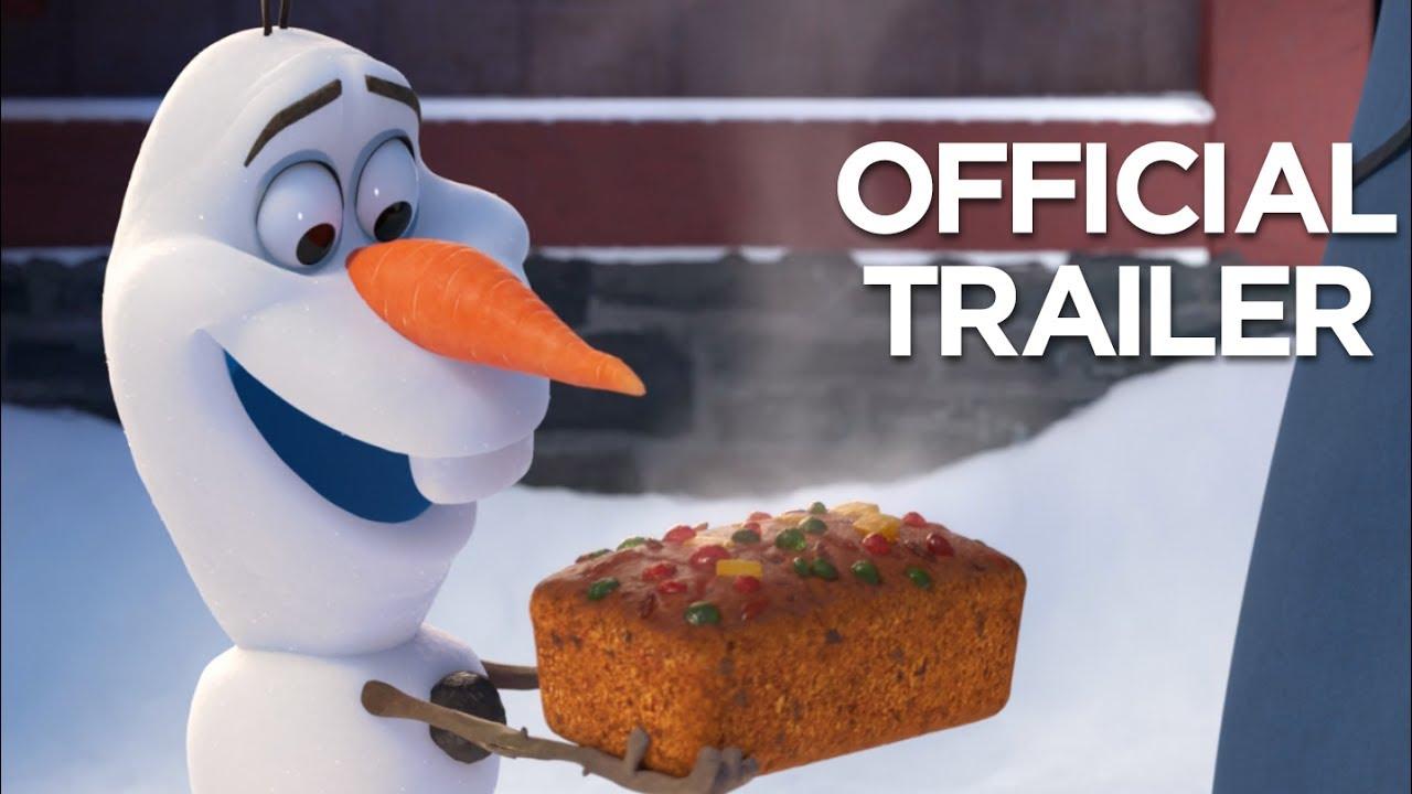 「アナ雪続編『オラフのフローズン・アドベンチャー』予告」- Olaf's Frozen Adventure