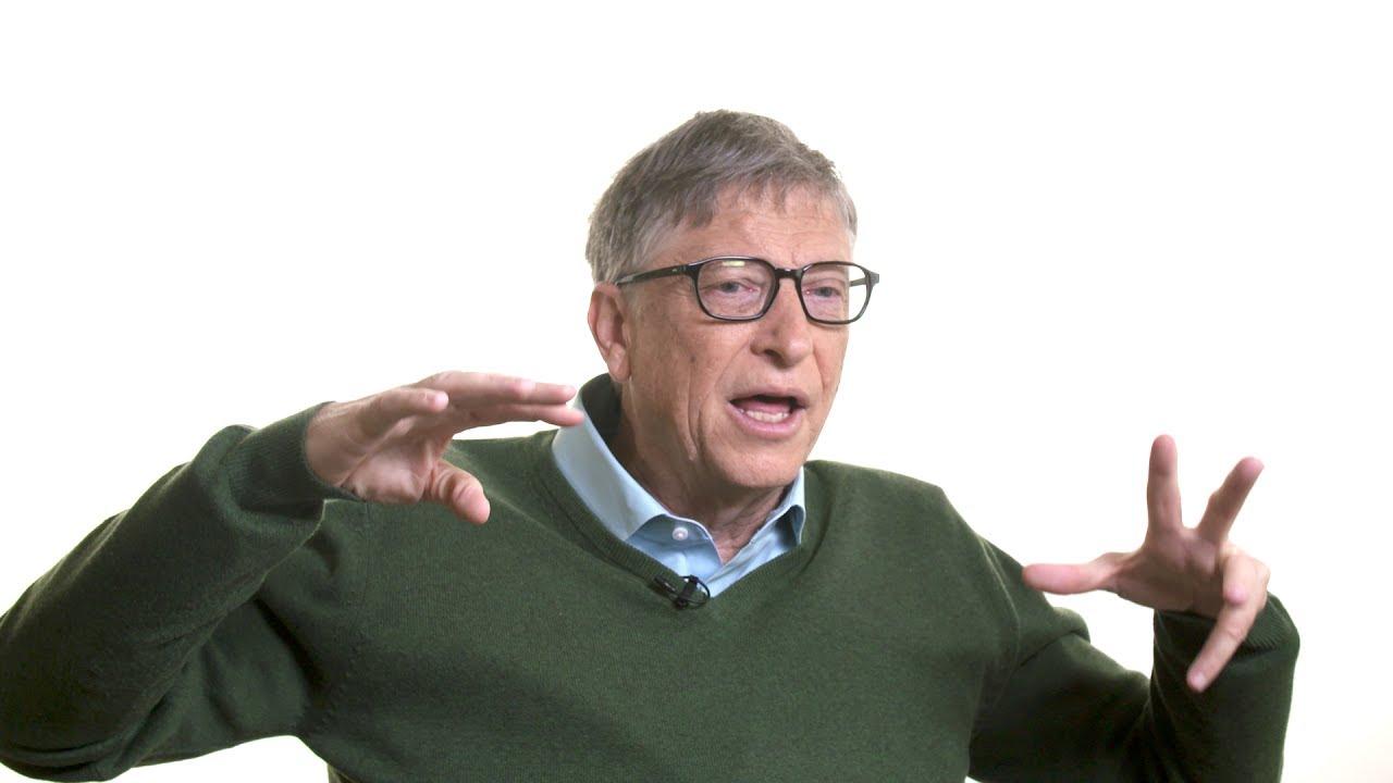 「ビル・ゲイツ 『ロボットに課税してはどう?』」- Bill Gates: We should tax the robot that takes your job