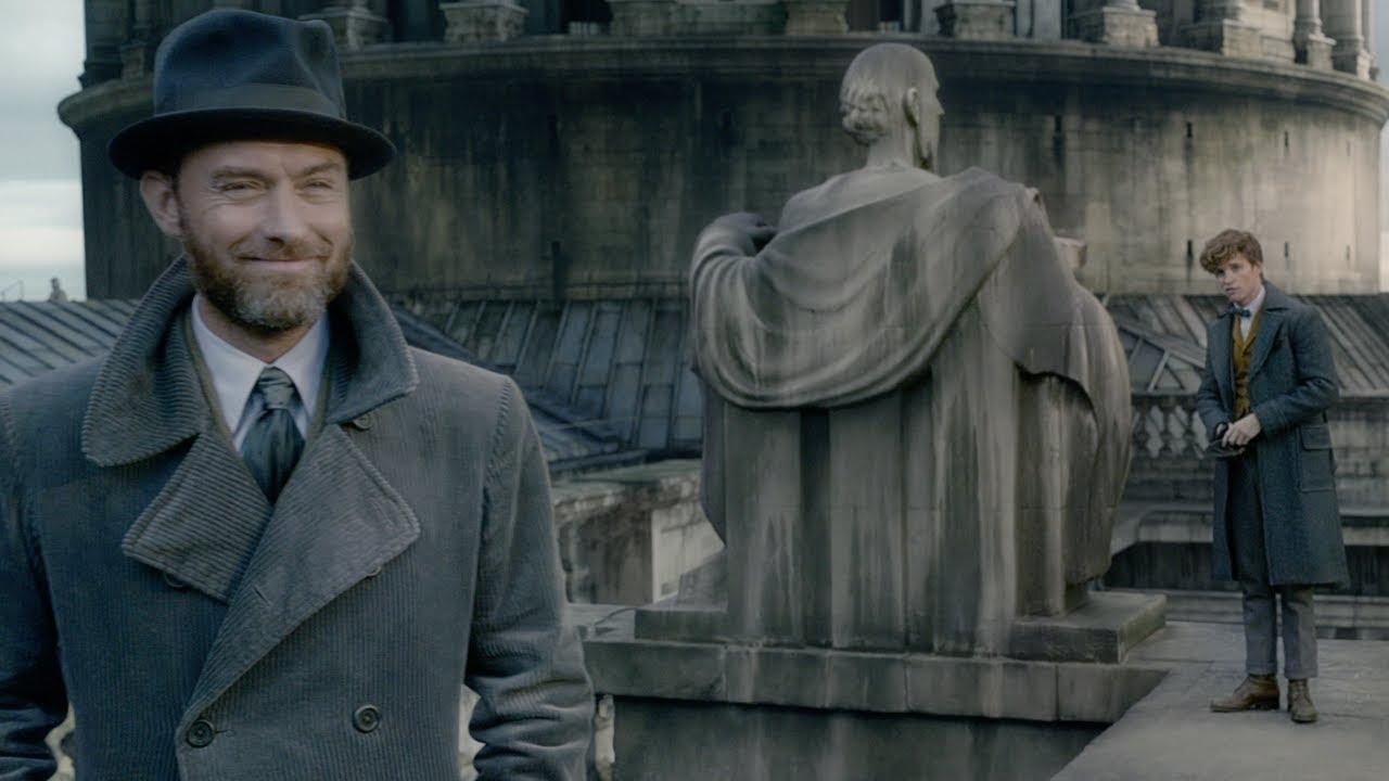 「11月公開!『ファンタスティック・ビーストと黒い魔法使いの誕生』予告編」- Fantastic Beasts: The Crimes of Grindelwald - ホープイングリッシュ