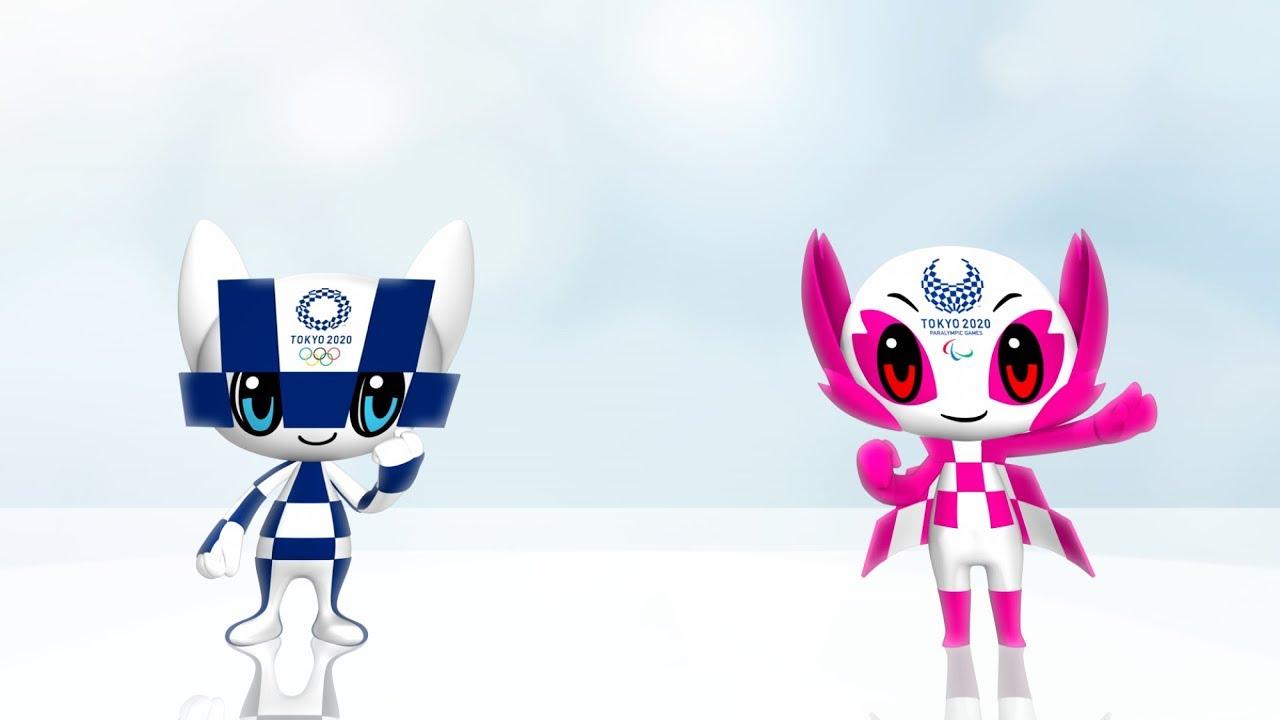 「2020年東京五輪マスコットはこれに決めた!」- Tokyo 2020 Games Mascots