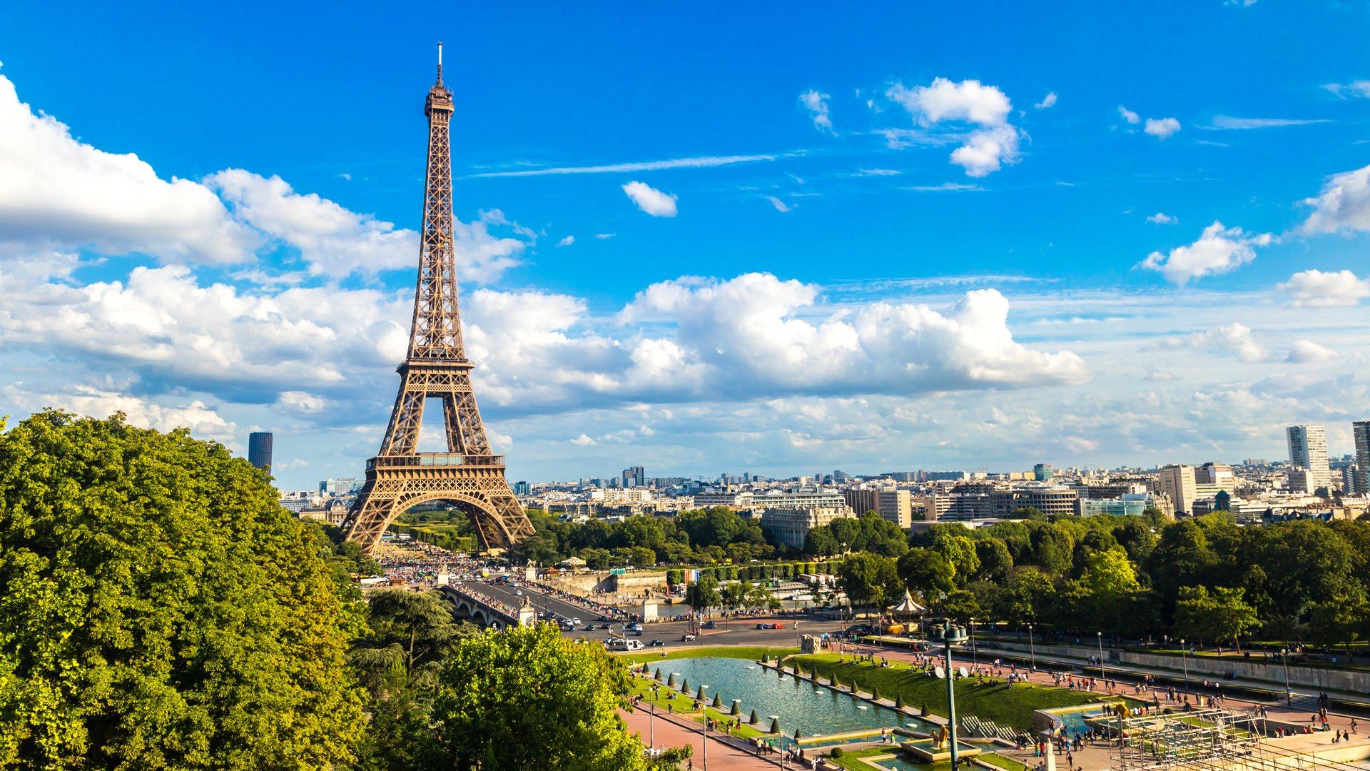 パリへロマンチックな旅をしよう!