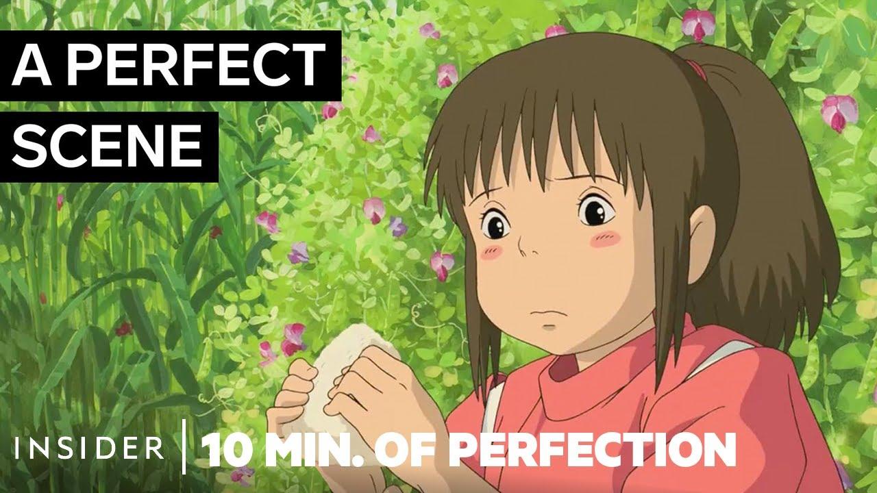 宮崎映画の秘密ーー『千と千尋の神隠し』の素晴らしいシーンたち