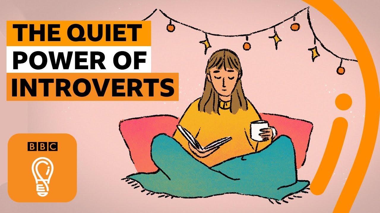 「内向的な人の静かなパワー」- The Quiet Power of Introverts