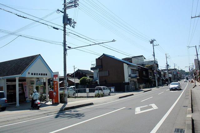 江川本通り