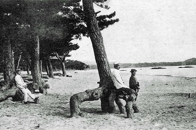 大正12年(1923年) 扇ヶ浜