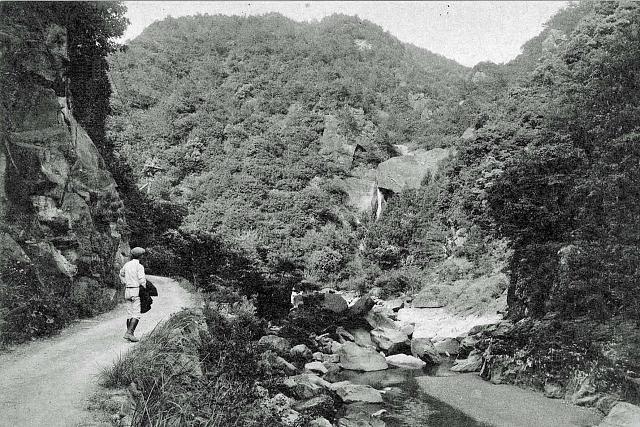 昭和10年(1935年) 奇絶峡