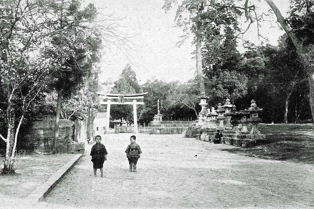 名勝闘けい神社