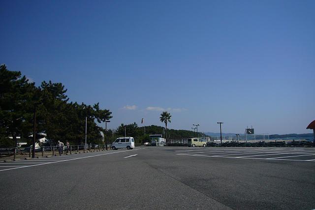 扇ヶ浜駐車場