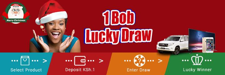 kilimall lucky draw