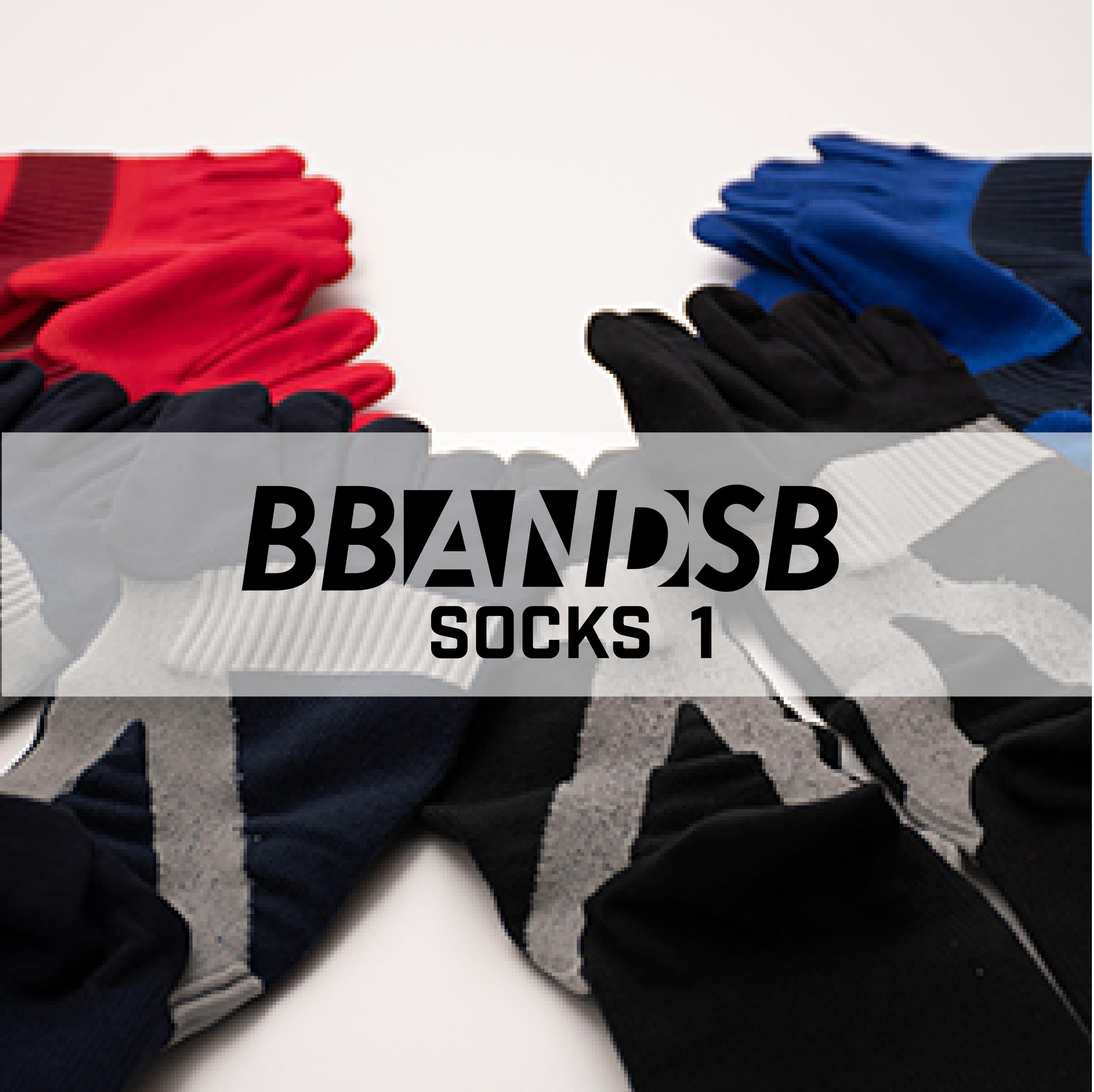 ポテンシャルを引き出す!野球・ソフトボール専用の機能性5本指ソックス! 「BBANDSB SOCKS 1」KIMEDAMA先行発売!