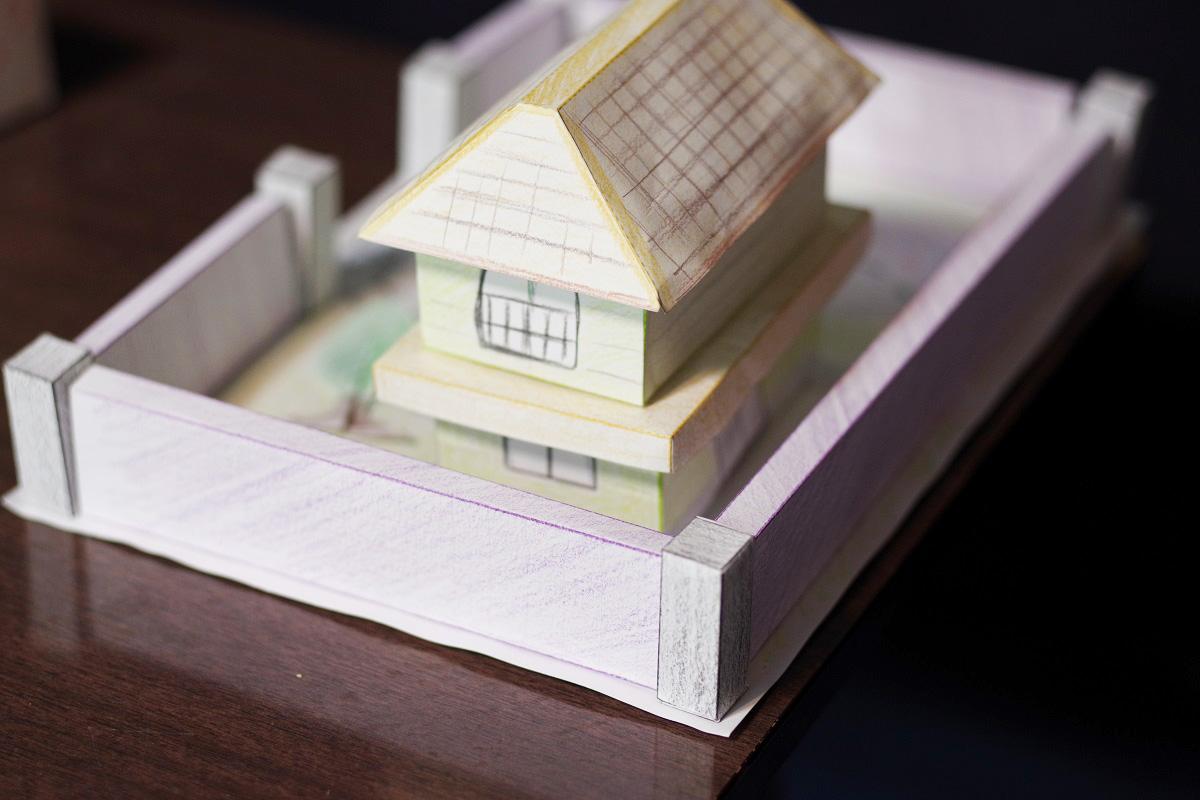 小学生の建築デザイン