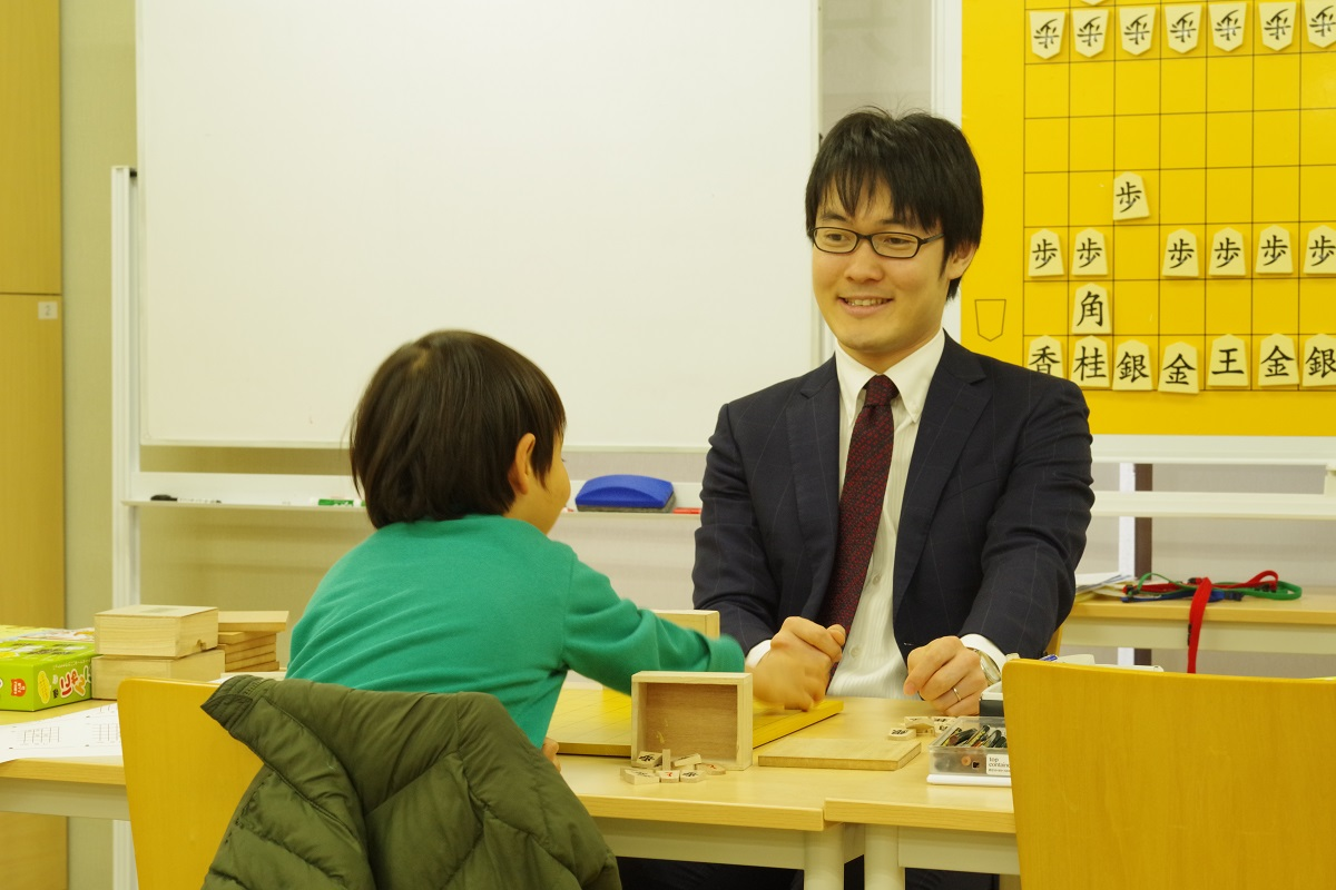 ねこまど将棋教室の「どうぶつしょうぎクラス」5