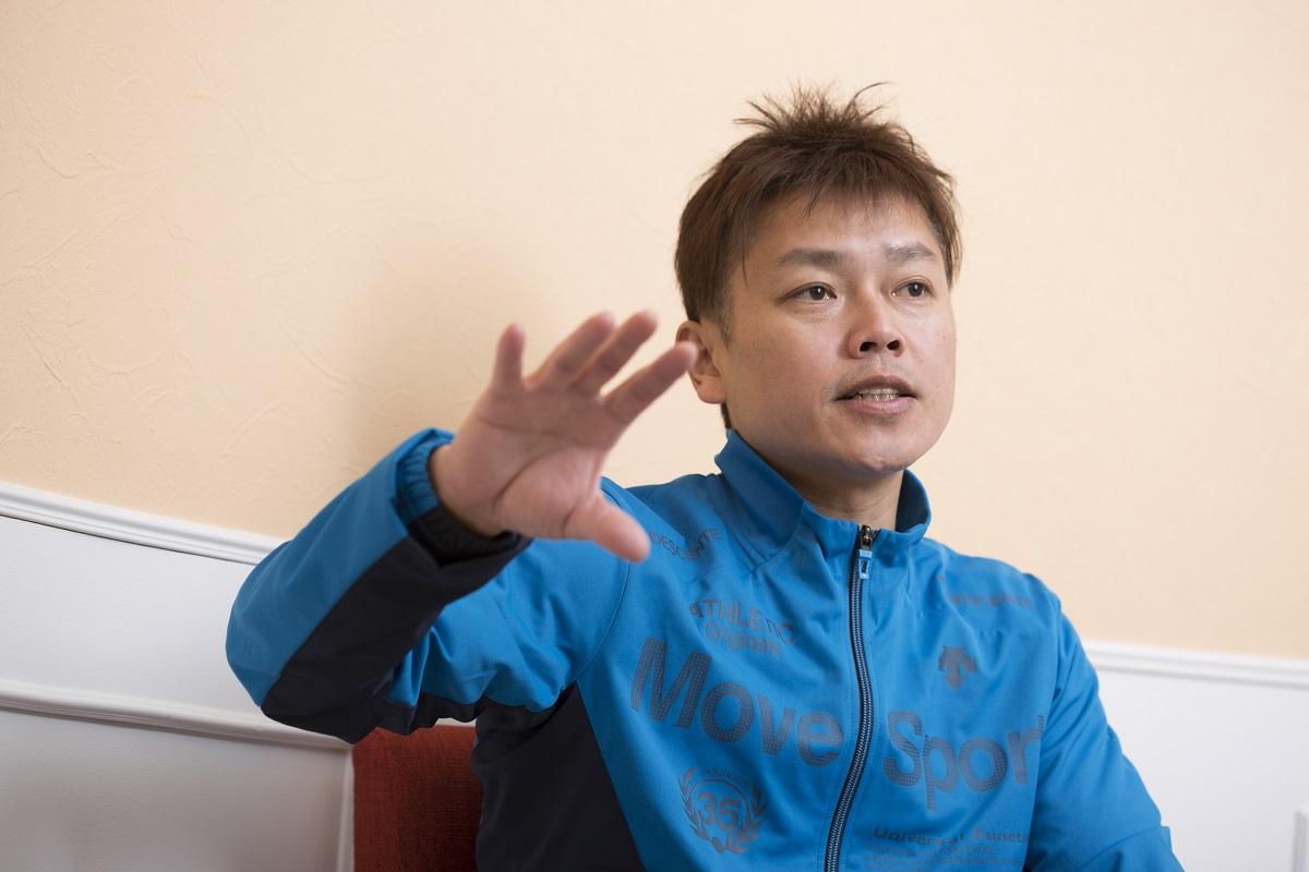 元体操日本代表選手・田中光さんが語る「夢のつかみ方」後編2