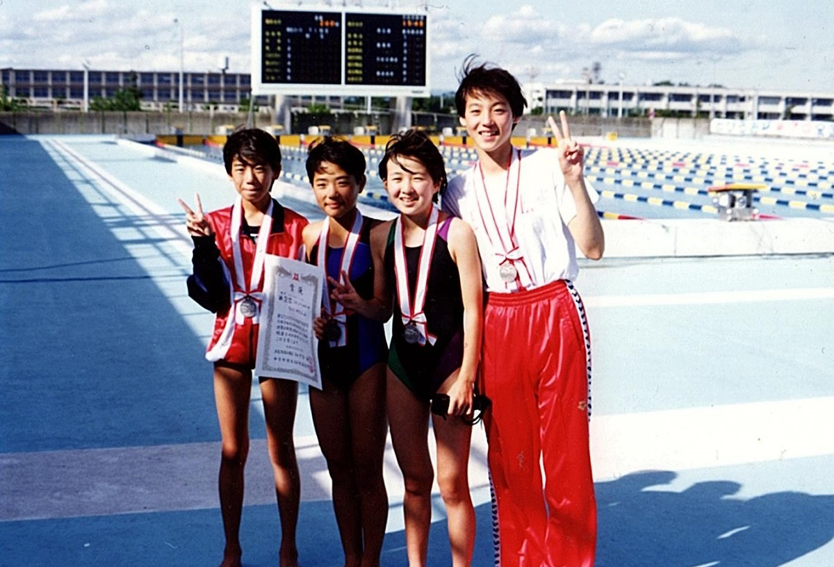 元水泳日本代表選手・萩原智子さんが語る「夢のつかみ方」2