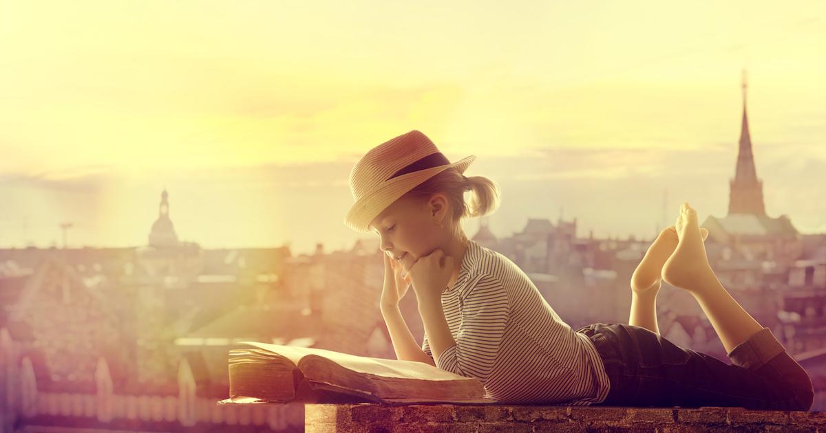 あなたの家には本が何冊ありますか? 本を読む子どもと読まない子どもの分かれ道