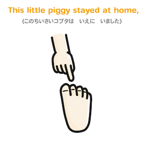 This little piggy stayed at home,