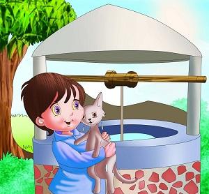 猫を井戸に落とした悪い子の歌