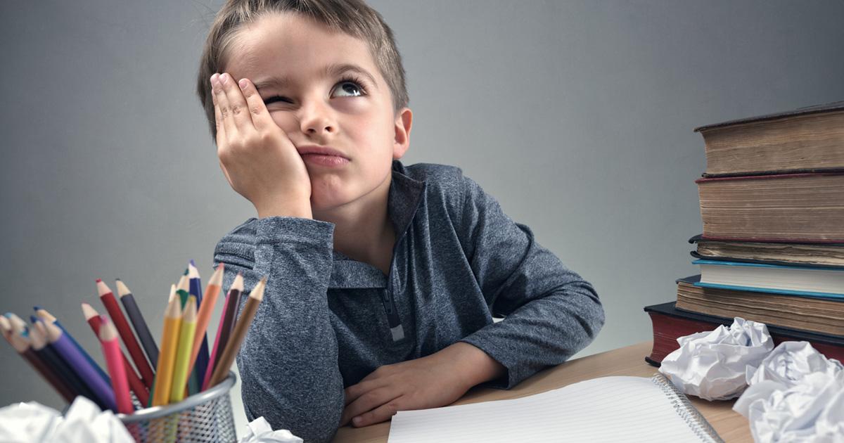 子供が勉強しないときの対策。イライラはNG、親子で勉強計画を立てよう!