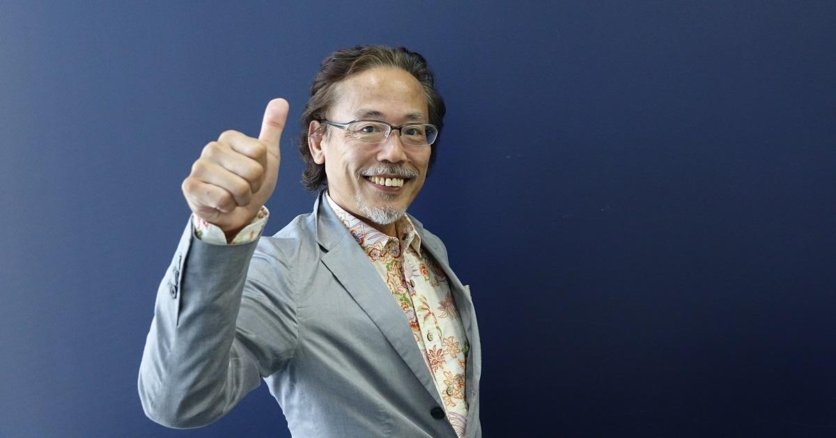 話下手でも興味を持って素直に聞く 漫画原作者・鍋島雅治さん~「取材力」が子どもの未来を変えていく~