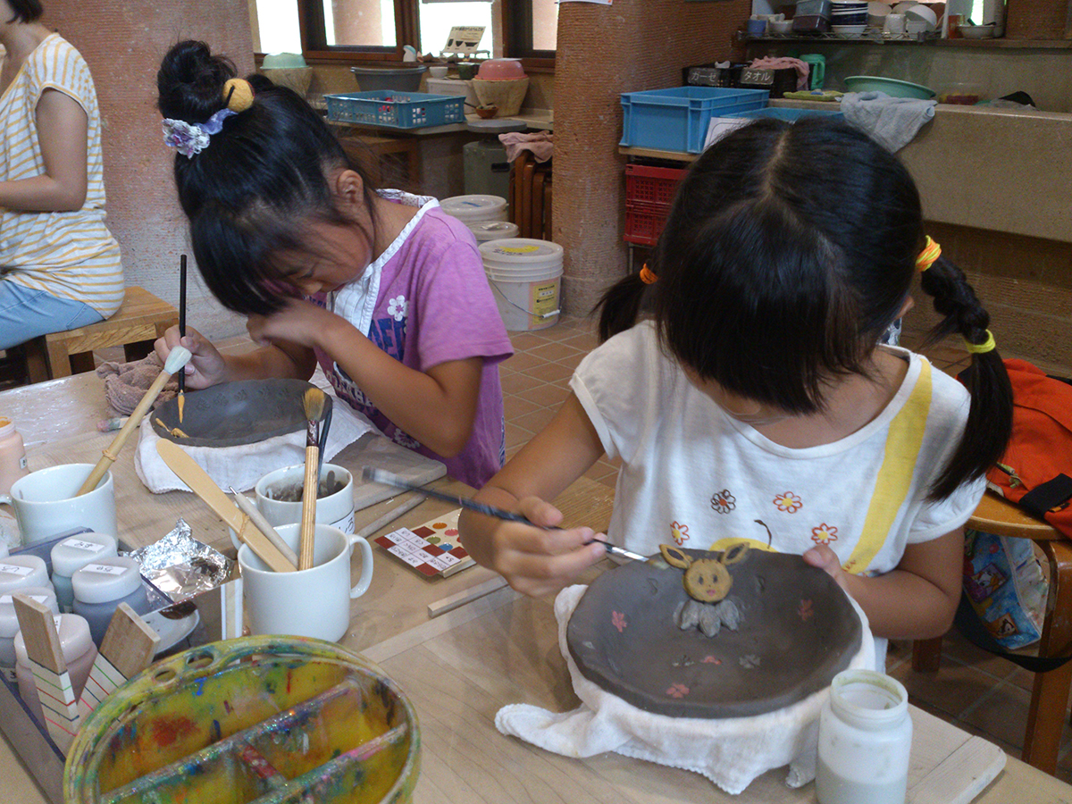 子どものための体験型美術館4
