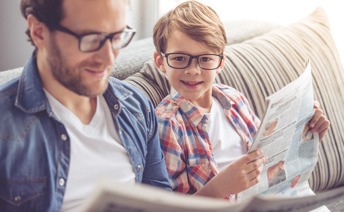 親子で読む小学生新聞2