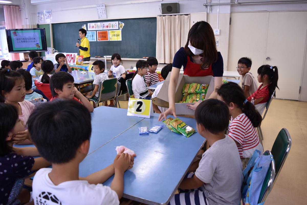 【食のまなび探検隊「カルビー(株)」その2】2