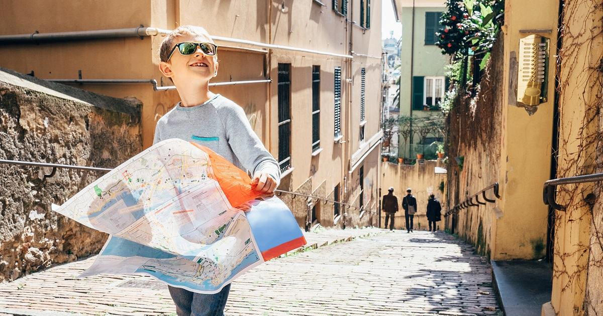 「地図が読める」だけじゃない、子どもが地図に親しむメリット2