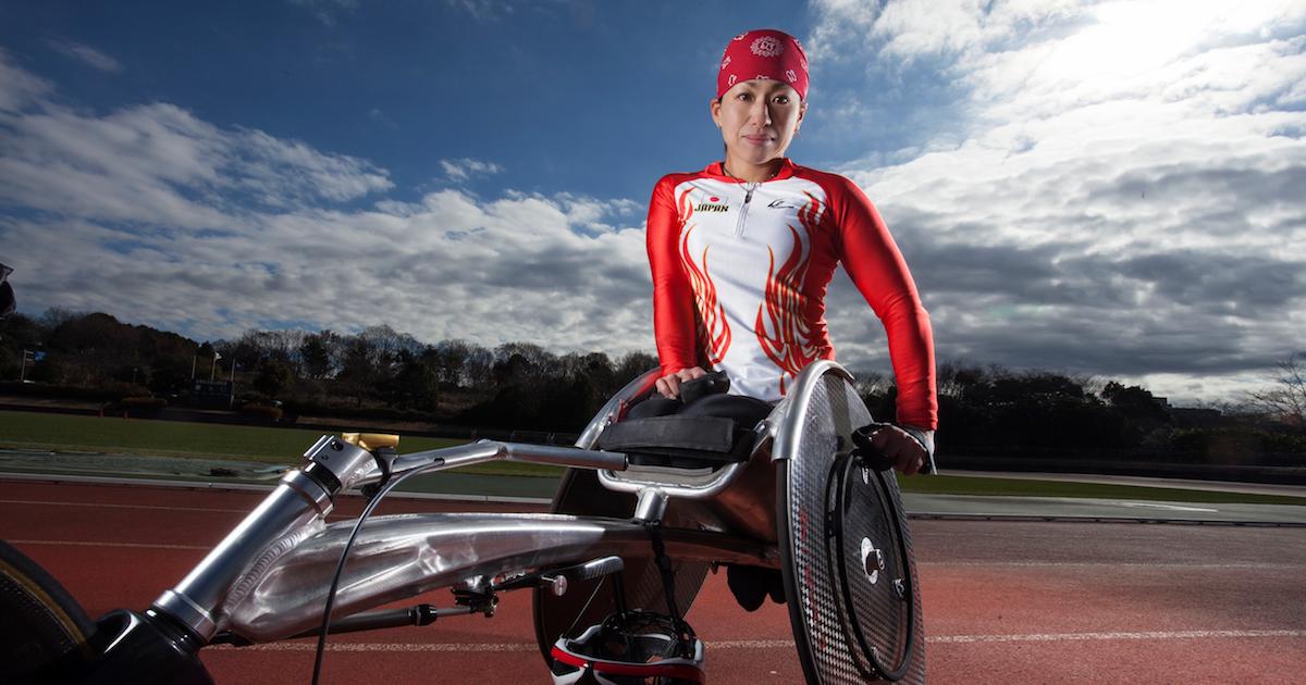 試練を乗り越えるための「ポジティブ・モンスター」という生き方――パラリンピック金メダリスト・土田和歌子さんインタビューpart1
