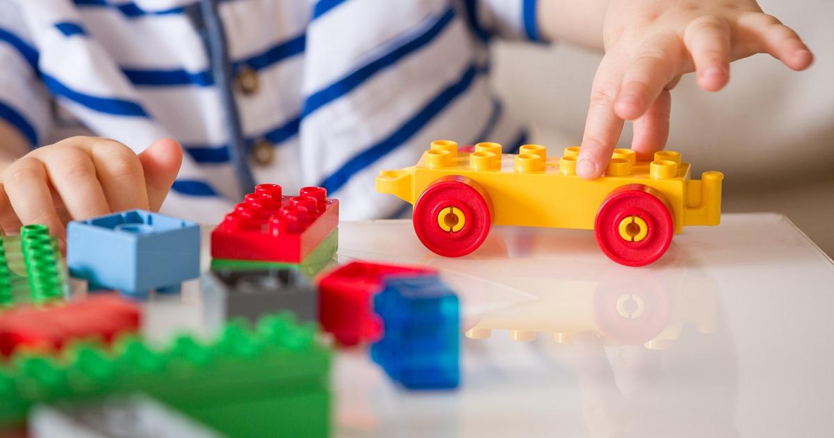 ブロックのおもちゃに秘められた教育効果2