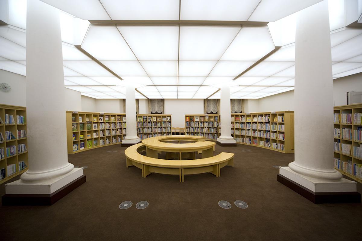 子どもを魅了する夢のお城『国立国会図書館国際子ども図書館』3