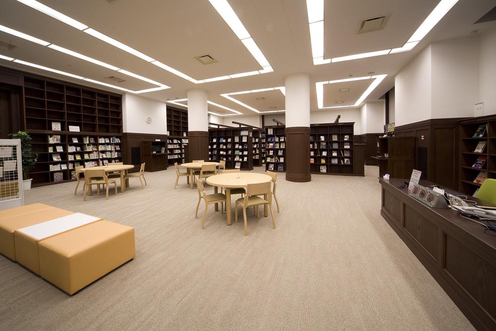 子どもを魅了する夢のお城『国立国会図書館国際子ども図書館』6