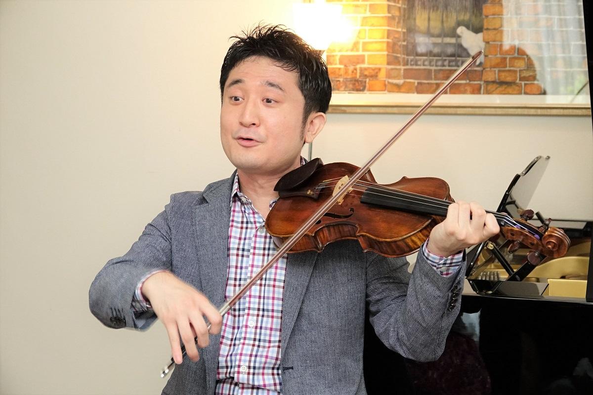幼少期に習うヴァイオリンにある4つのメリット3