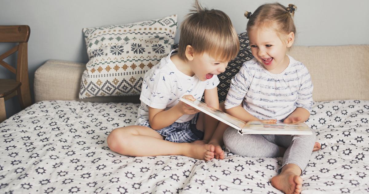本を読むことが日常になる! 子どもの読書を習慣づけるシンプルな法則