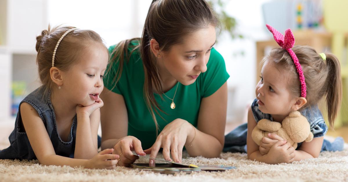 子どもの読書を習慣づけるシンプルな法則3