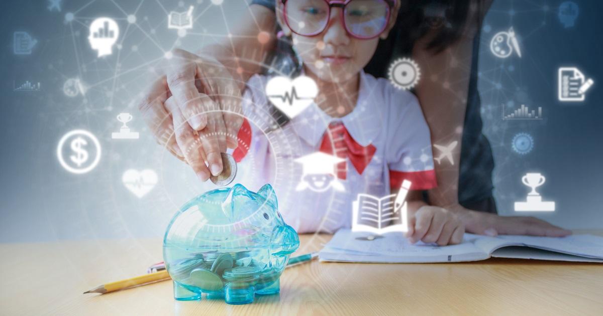 「お金教育」は幼少期から。お金の大切さを知るための、最初の4ステップ