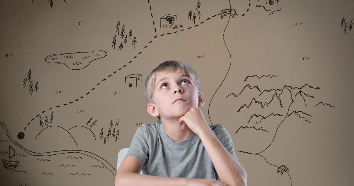 空間認識能力は、地図の読解と関係している