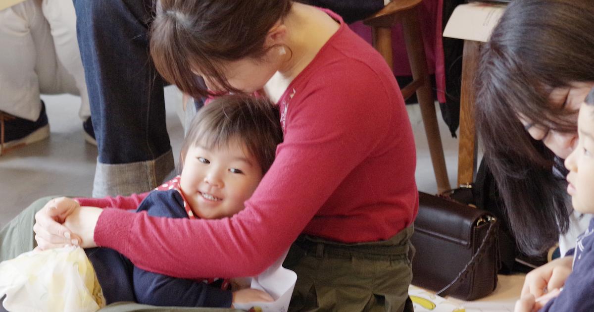 【満員御礼! クリスマス絵本よみきかせ会開催レポート】10
