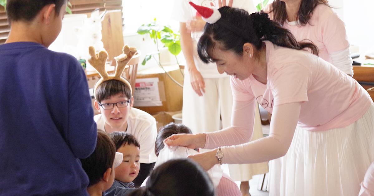 【満員御礼! クリスマス絵本よみきかせ会開催レポート】14