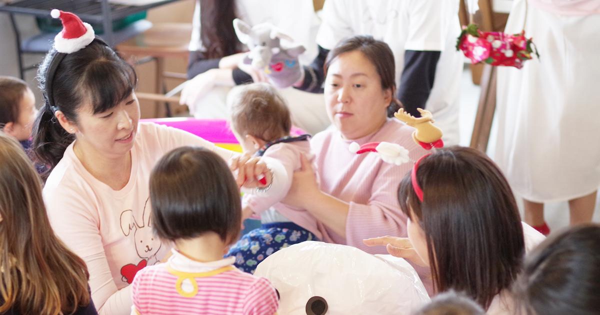 【満員御礼! クリスマス絵本よみきかせ会開催レポート】15