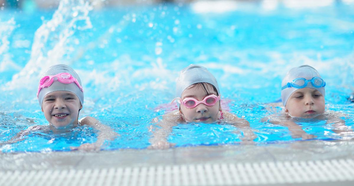 子どもの習い事人気ランキング、水泳は圧倒的1位!