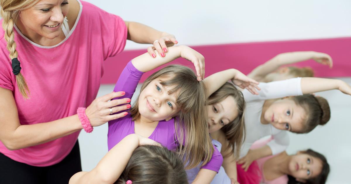 子どもの習い事は、楽しいのが一番!