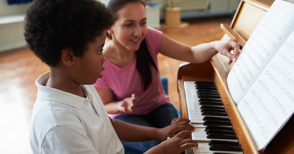 子どもの習い事としては、ピアノもおすすめ。