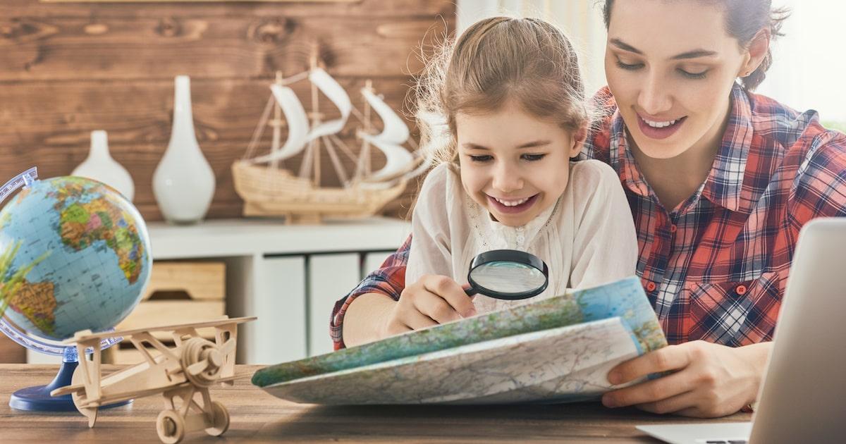 賢い子の家に必ず「辞書」「地球儀」「地図」「図鑑」がある理由【7つの効果的な活用方法】