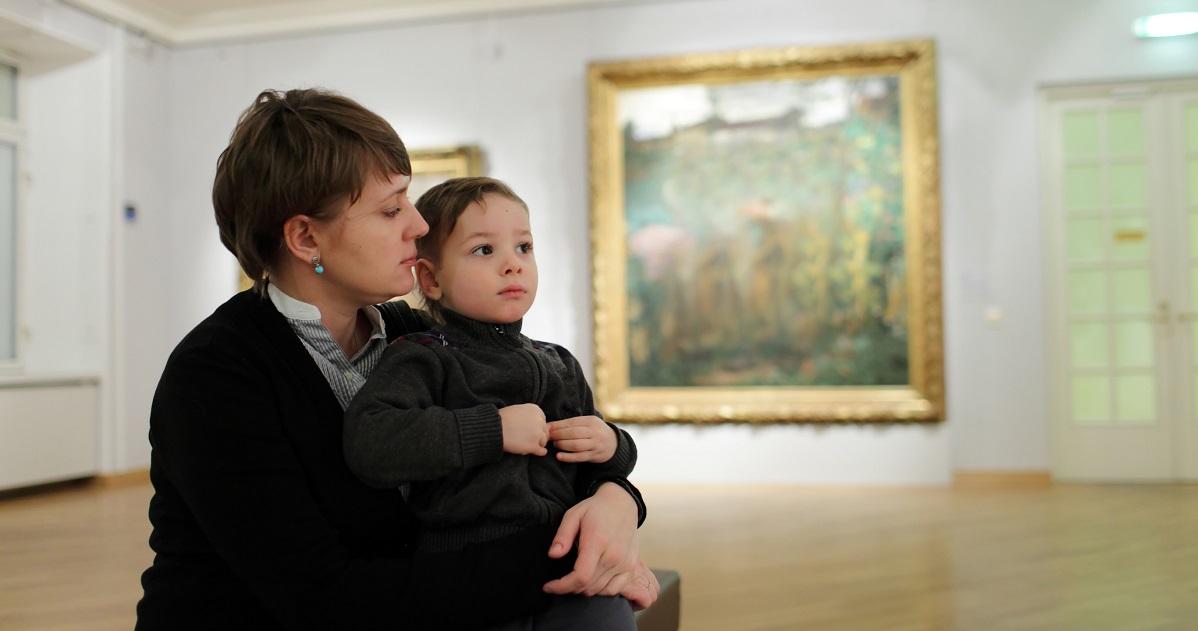 子どもがアートに目覚める瞬間2