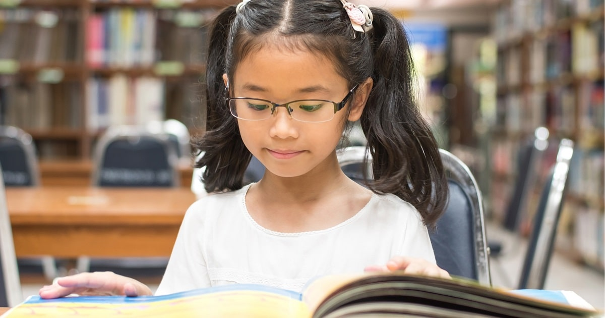"""図書館での""""3千冊の乱読""""から子どもが養う大事なもの5"""
