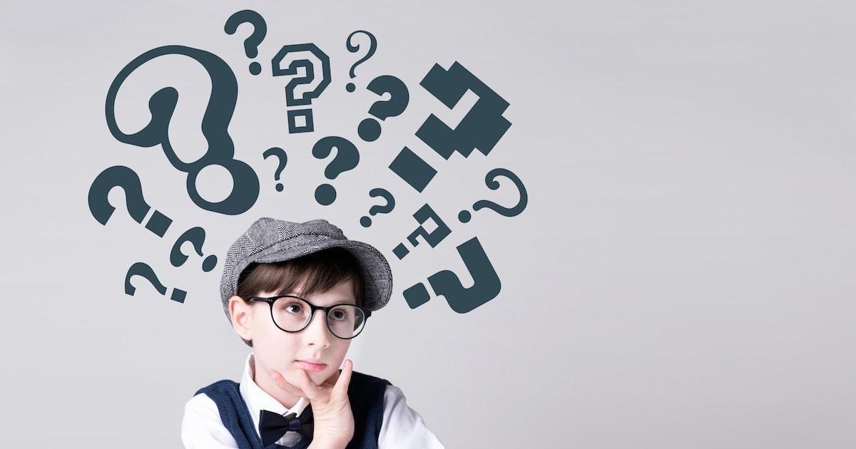 子どもの質問には完璧に答える必要なし!? 「なんで?」責めの上手な対処法
